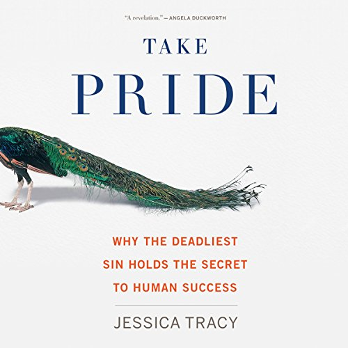 Take Pride audiobook cover art