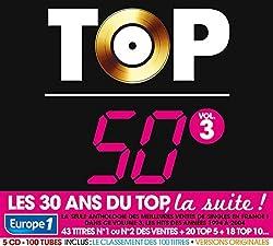 Top 50-30 Ans (100 Tubes) Vol 3