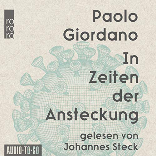 In Zeiten der Ansteckung Audiobook By Paolo Giordano cover art