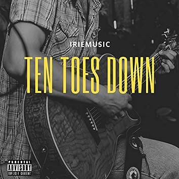 Ten Toes Down Challenge