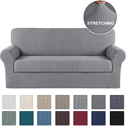 Best Turquoize Sofa Cover Couch Covers with Elastic Bottom Durable Sofa Stretch Slipcovers Sofa Furniture