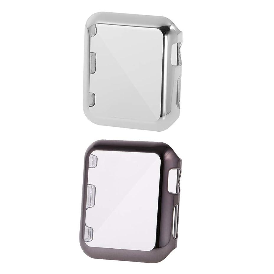 アンペアがんばり続けるキャンセルD DOLITY プラスチックケース プロテクターカバー 保護カバー 傷防止 Apple Watch Series 2(42mm) に適用