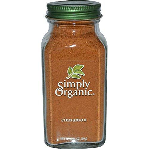 Simply Organic, Cinnamon, 2.45 oz (69 g) - 2pcs
