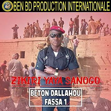 Beton Dalahou Fassa 1