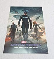 キャプテンアメリカ ウォーターソルジャー MCU 公式 B4ポスター