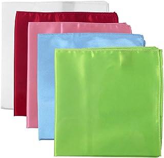 Dan Smith Plain Men's Fashion Polyester Handkerchief for Party