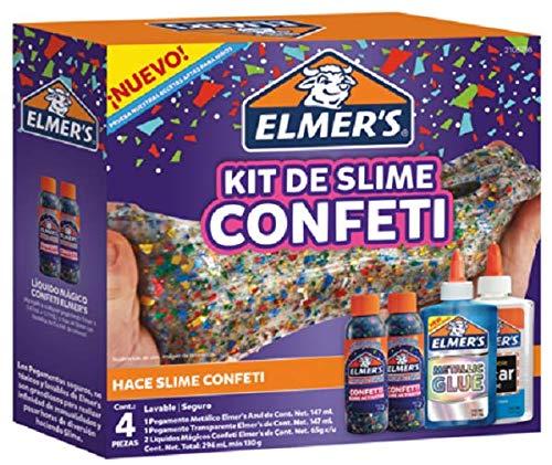 juguetes para hacer slime fabricante ELMER'S