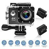 Zoom IMG-1 sport action camera fotocamera impermeabile