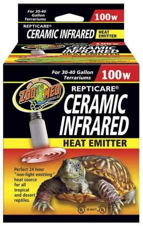 Repticare Infared Ceramic Heat Emitter (100...