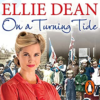 On a Turning Tide audiobook cover art