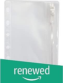 (Renewed) Filofax 213618 Pocket Zip Lock Envelope