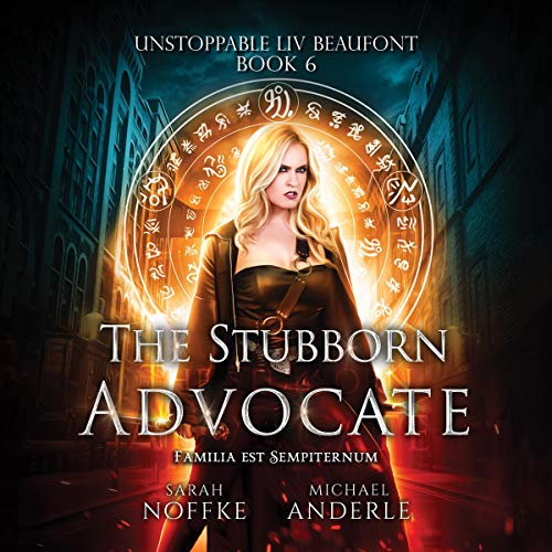 The Stubborn Advocate cover art