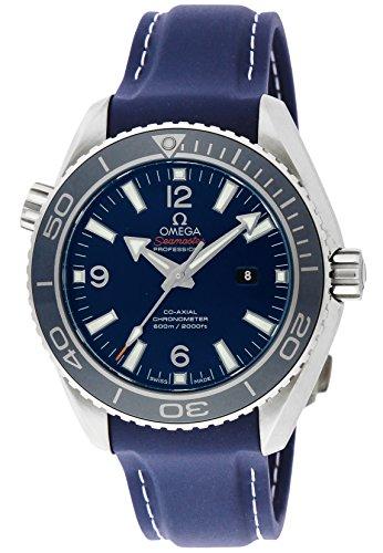 [オメガ]腕時計シーマスタープラネットオーシャンブルー文字盤コーアクシャル自動巻き600M防水232.92.38.20.03.001並行輸入品ブルーユニセックス