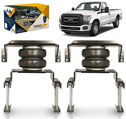 TORQUE Air Spring Bag Suspension Kit for 2011-2016 Ford F250 F350 and 2011-2013...