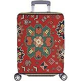 Copertura Della Valigia bagaglio protettore bagaglio da viaggio Vintage tribale Persiano tappeto Taglia M
