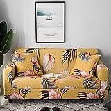 Fundas de sofá elásticas a cuadros para sala de estar, protector de muebles antideslizante, calidad duradera, resistente a las arrugas A17 1 plaza