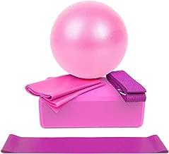 8 cm Herramienta Sport Fitness Gym pr/áctica de Yoga Herramienta Bloque de Ejercicio f/ísico casa de ladrillo Que Hace Espuma Espuma 73JohnPol Espuma de Pilates Yoga Block 15 23