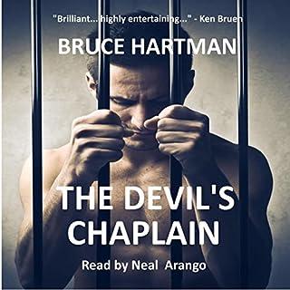 The Devil's Chaplain audiobook cover art