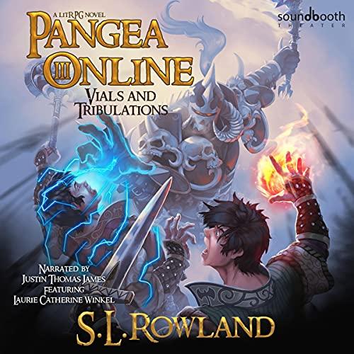 Pangea Online 3: Vials and Tribulations cover art