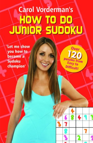 Carol Vorderman's How to do Junior Sudoku