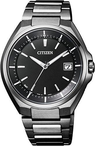 [シチズン]CITIZEN 腕時計 ATTESA アテッサ Eco-Drive エコ・ドライブ 電波時計 ダイレクトフライト 針表示式 CB3015-53E メンズ
