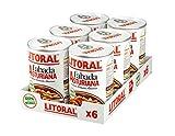 LITORAL Fabada Asturiana - Plato Preparado de Fabada Asturiana Sin Gluten - Pack de 6x435 ...