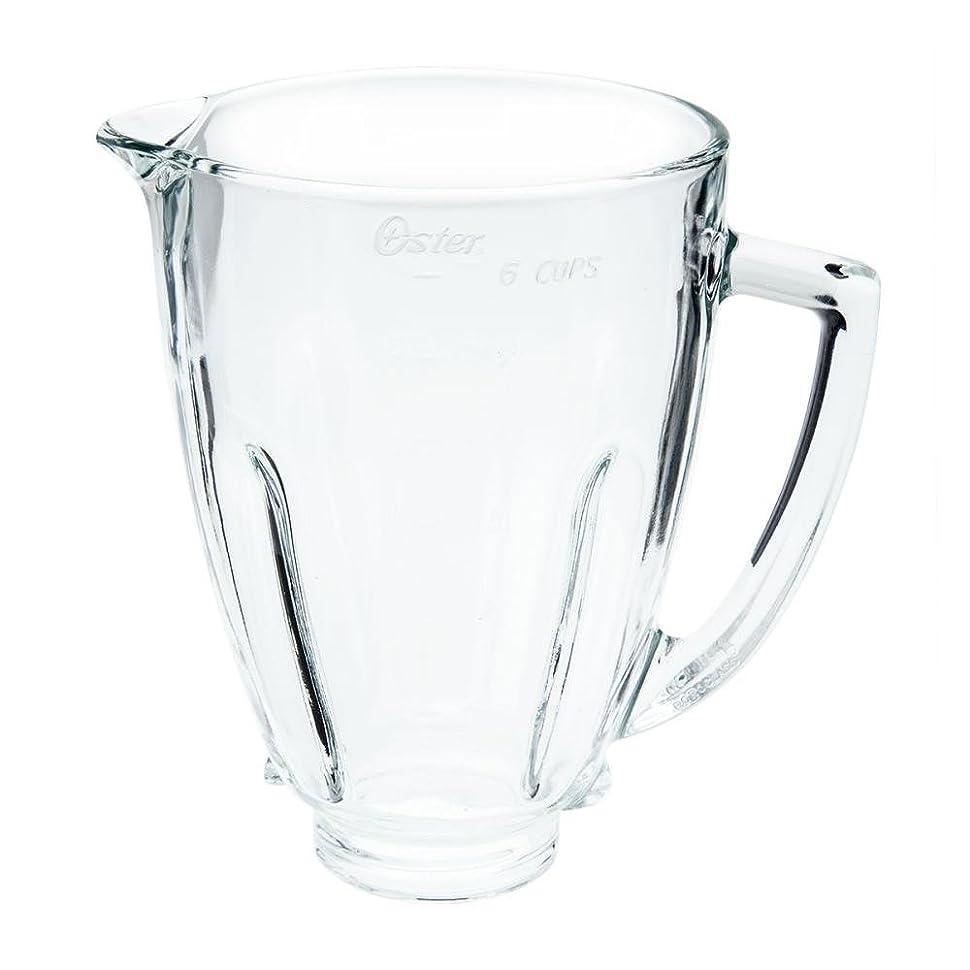 接尾辞手数料どのくらいの頻度でOster オスター ミキサー用ガラスジャー6カップ容量 【並行輸入品】