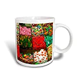N\A España, Barcelona La Rambla Market Candy - Taza de cerámica Cindy Miller Hopkins