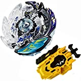 Bey Burst Evolution Starter Set B85 Deathscyther / Doomscizor con lanzador de refuerzo izquierdo y derecho