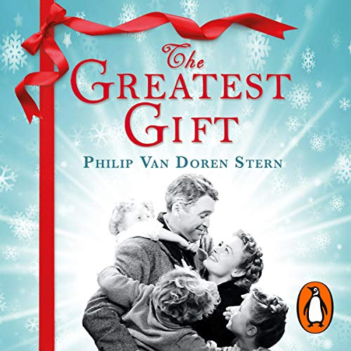 The Greatest Gift audiobook cover art