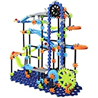 Discovery Mindblown Marble Run (321 Pieces)