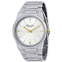 ケネスコール ニューヨーク Kenneth Cole New York Round with Silver Link Strap Men's watch #KCW3011 男性 メンズ 腕時計 【並行輸入品】