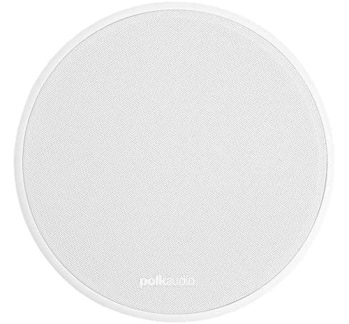 "Polk Audio 70-RT 3-Way In-Ceiling Speaker (2.5"" Driver, 7"" Sub) -..."