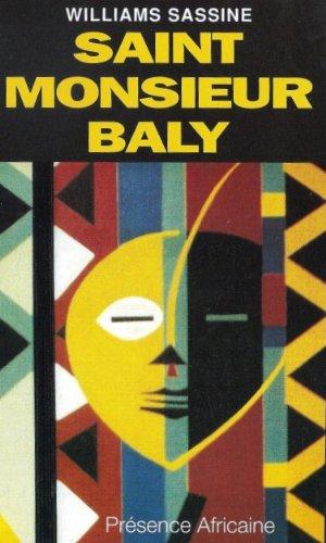 Saint Monsieur Baly