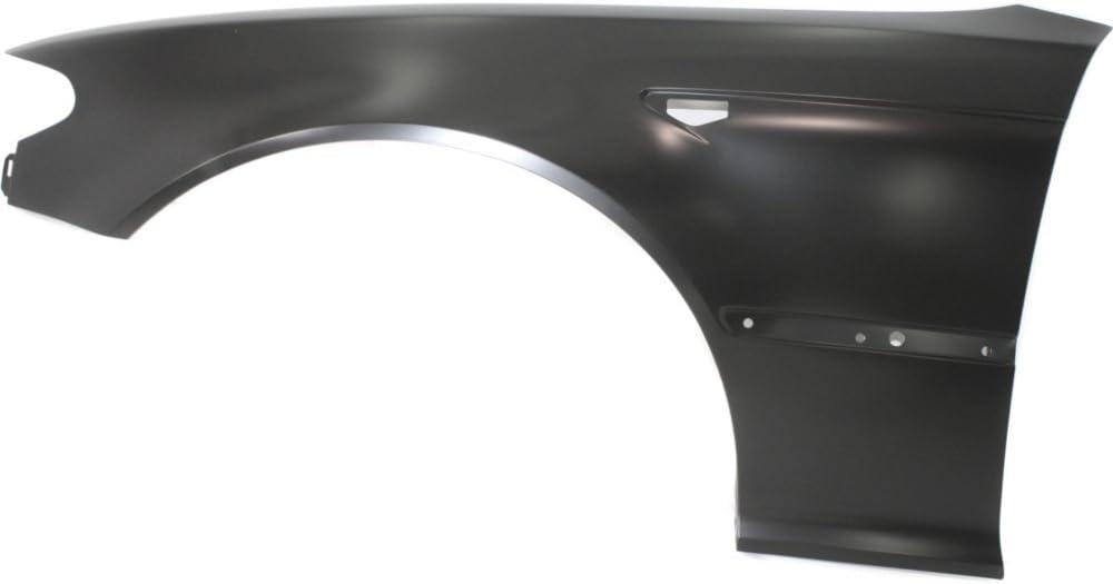 Evan-Fischer Fender for BMW 3-Series 03-06 Convertible 2-Door LH Overseas parallel import regular item half