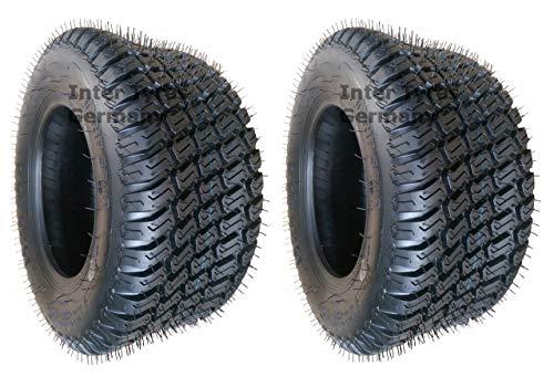 2X Stück 16x6.50-8 Wave Gripistar 16x6.5-8 Reifen für Rasentraktor Aufsitzmäher Rasenmäherreifen