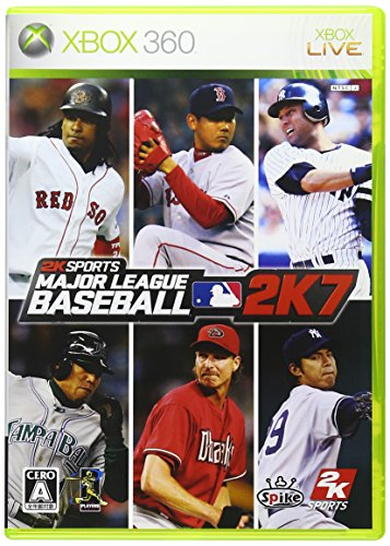 Major League Baseball 2K7 [Importación Japonesa]
