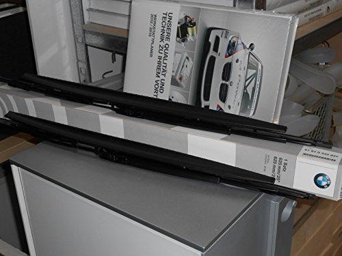 Original BMW Wischerblätter Satz 3er F30/F31/F34/F80 LCI GT M 61612241375