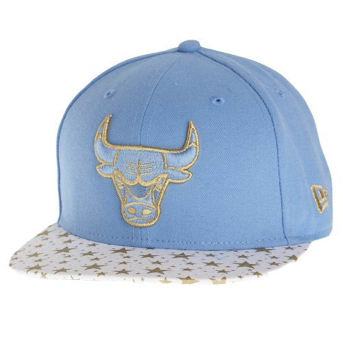 New Era Mujeres Gorra plana Star Hook Chicago Bulls 59Fifty