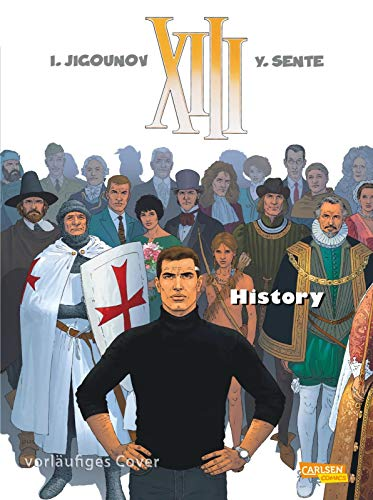 XIII 25: The XIII History (25)