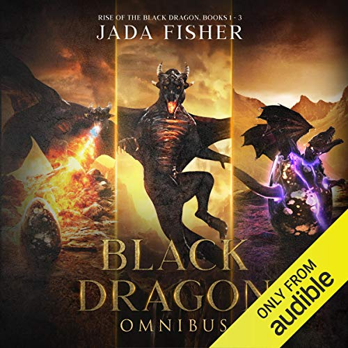 Black Dragon Omnibus Audiobook By Jada Fisher cover art