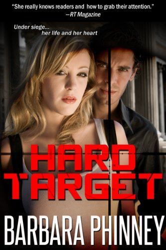 Book: Hard Target by Barbara Phinney