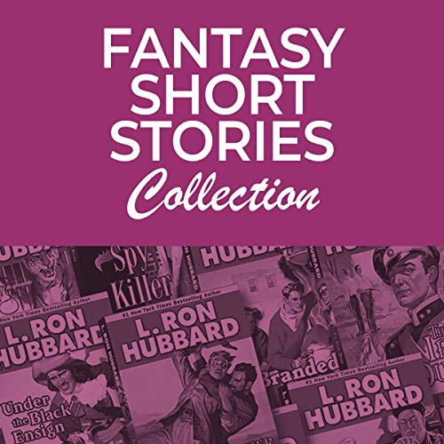 Fantasy Short Stories Collection cover art