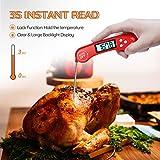Zoom IMG-1 doqaus termometro cucina 3s lettura