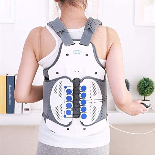 SXFYGYQ Thoracic Back Thoracolumbar Fixed Brace Treat Osteoporosis Spine Compression Fractures Lumbar Spine Orthosis Support Scoliosis Brace