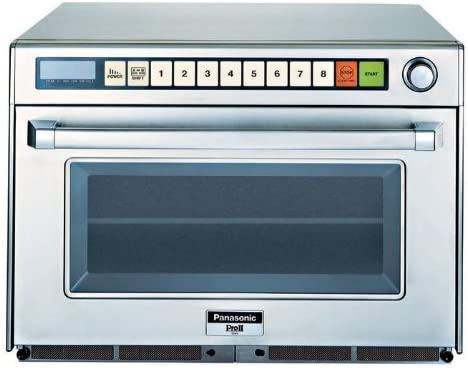 Panasonic NE-3280 3200 Watt Commercial Sonic with Max 44% OFF Oven Microwave Super popular specialty store