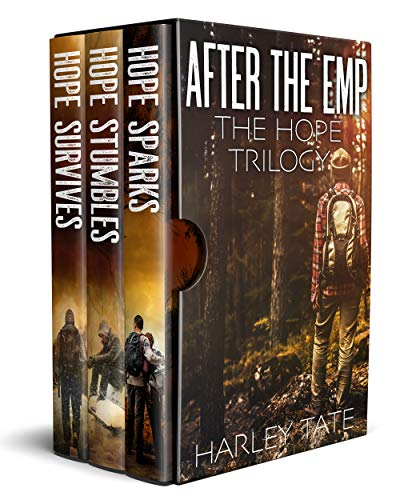 After the EMP: The Hope Trilogy (EMP Box Set Book 3) by [Harley Tate]