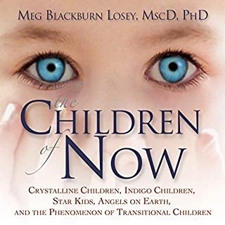 The Children of Now audiobook cover art