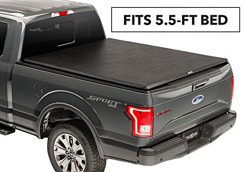 TruXedo TruXport Soft Roll Up Truck Bed Tonneau Cover | 263701 | fits 07-13 Toyota Tundra 5'6'...