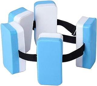 SWZY Cinturón de Natación para Niños-Cinturón Flotador para niños Ajustable Cinturón Cinturón Flotador para niño de Espuma de EVA para Ejercicios de Flotabilidad